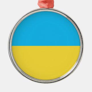 Ukraine Flag Christmas Tree Ornaments