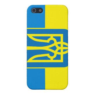 Ukraine Flag Cases For iPhone 5