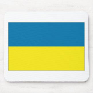 Ukraine Flag Mousepad