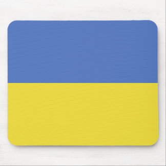 Ukraine Flag Mouse Pads