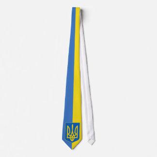 Ukraine Flag Tie