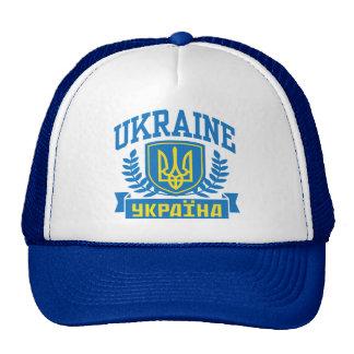 Ukraine Mesh Hats