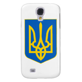 Ukraine Lesser Coat Of Arms Samsung Galaxy S4 Covers