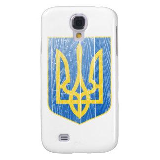 Ukraine Lesser Coat Of Arms Galaxy S4 Case