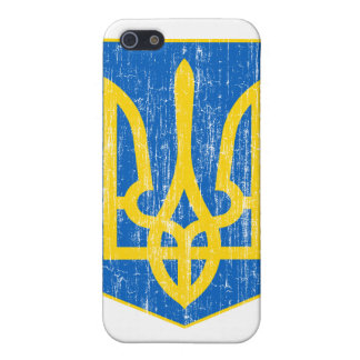 Ukraine Lesser Coat Of Arms Covers For iPhone 5