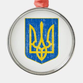 Ukraine Lesser Coat Of Arms Ornament
