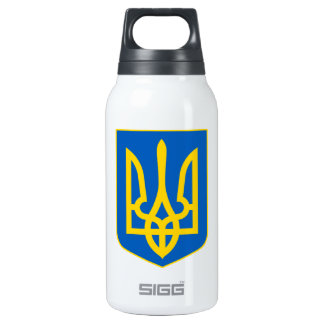 Ukraine Lesser Coat Of Arms SIGG Thermo 0.3L Insulated Bottle