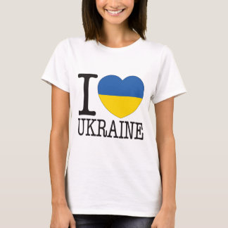 Ukraine Love v2 T-Shirt