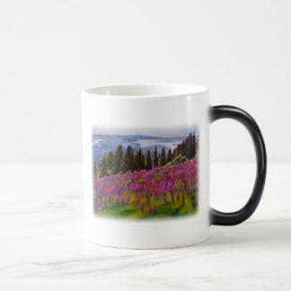 'Ukraine' 11 Oz Magic Heat Color-Changing Coffee Mug