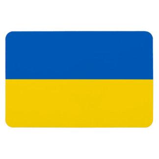 Ukraine National Flag Magnet