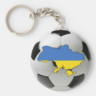 Ukraine national team keychain