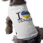 Ukraine Pet Tee