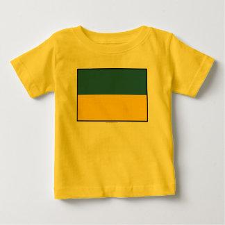 Ukraine Plain Flag Baby T-Shirt
