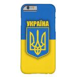 Ukraine Pride Barely There iPhone 6 Case
