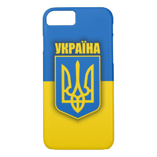 Ukraine Pride iPhone 8/7 Case