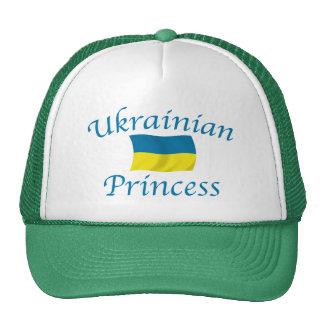 Ukraine Prncess Trucker Hat