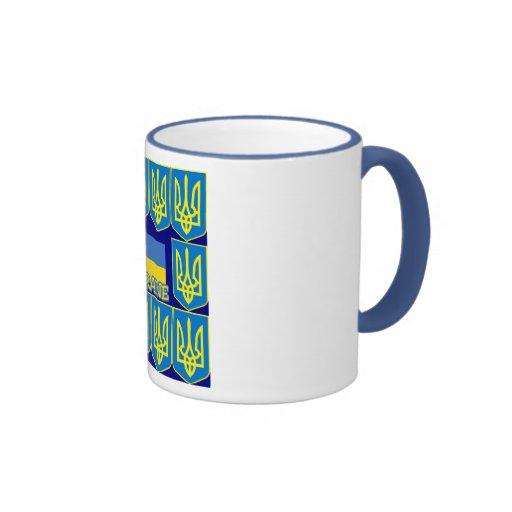Ukraine Ringer Mug