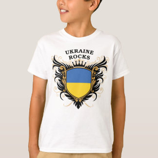Ukraine Rocks T-Shirt