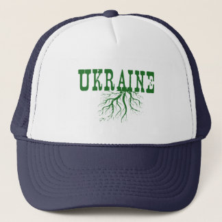 Ukraine Roots Trucker Hat