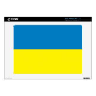 Ukraine Acer Chromebook Decals