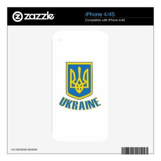 Ukraine Skins For iPhone 4S