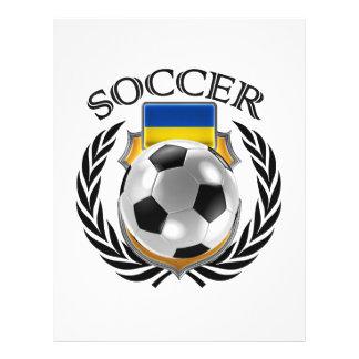Ukraine Soccer 2016 Fan Gear Flyer
