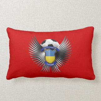 Ukraine Soccer Champions Throw Pillows