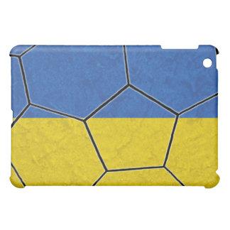 Ukraine Soccer iPad Case