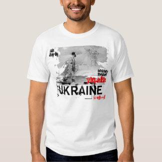 Ukraine, - traditional culture. shirt