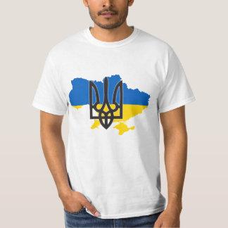 Ukraine Tryzub Shirt