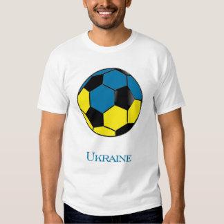 Ukraine World Cup Soccer T-Shirt