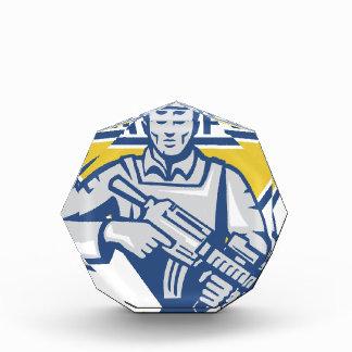 Ukrainian Army Junta Power Award