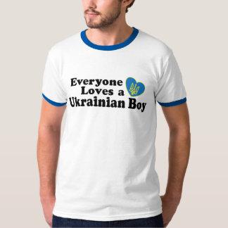 Ukrainian Boy T-Shirt