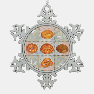 Ukrainian Breads Christmas Ornament