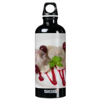 Ukrainian Cherry Varenyky-Perogies Water Bottle