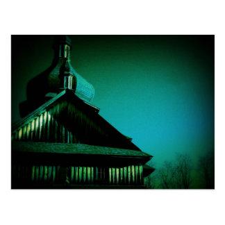 Ukrainian Church Postcard
