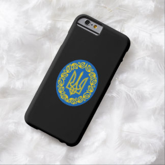 Ukrainian coat of arms barely there iPhone 6 case