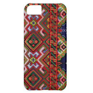Ukrainian Cross Stitch Embroidery iPhone 5 ID C Cover For iPhone 5C