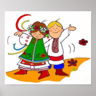 Ukrainian Dance Posters