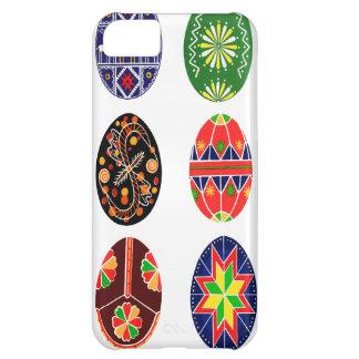Ukrainian Easter eggs pysanky iPhone 5C Cases