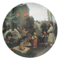 Russian religious easter gifts on zazzle ukrainian easter plate negle Gallery