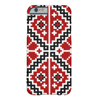 Ukrainian embroidery barely there iPhone 6 case