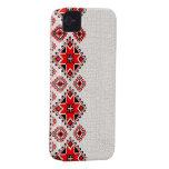 Ukrainian embroidery iPhone 4 cases