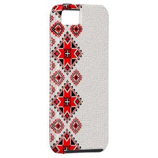 Ukrainian embroidery iPhone SE/5/5s case