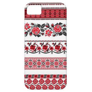 UKrainian ethnic pattern iPhone 5 Cover