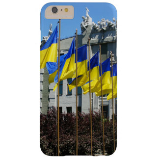 Ukrainian Flags Barely There iPhone 6 Plus Case