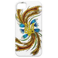 Ukrainian Floral Iphone Se/5/5s Case at Zazzle