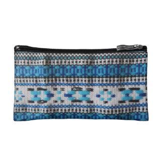 Ukrainian Folk Design double-sided Cosmetic Bag
