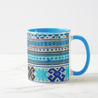 Ukrainian Folk Design Mug