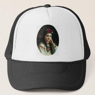 Ukrainian girl Constantin Makovsky Trucker Hat